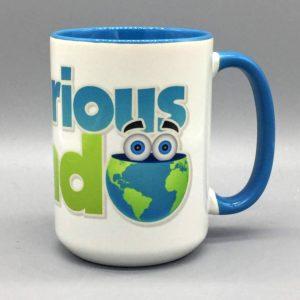 Curious Mondo Mug