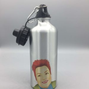caricature bottle