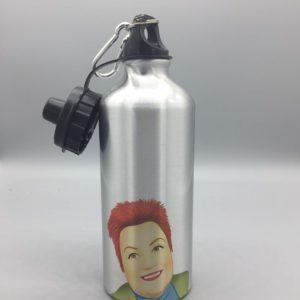 caricature bottle