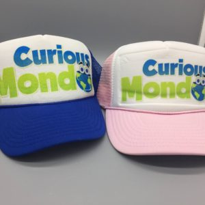 Curious Mondo Cap